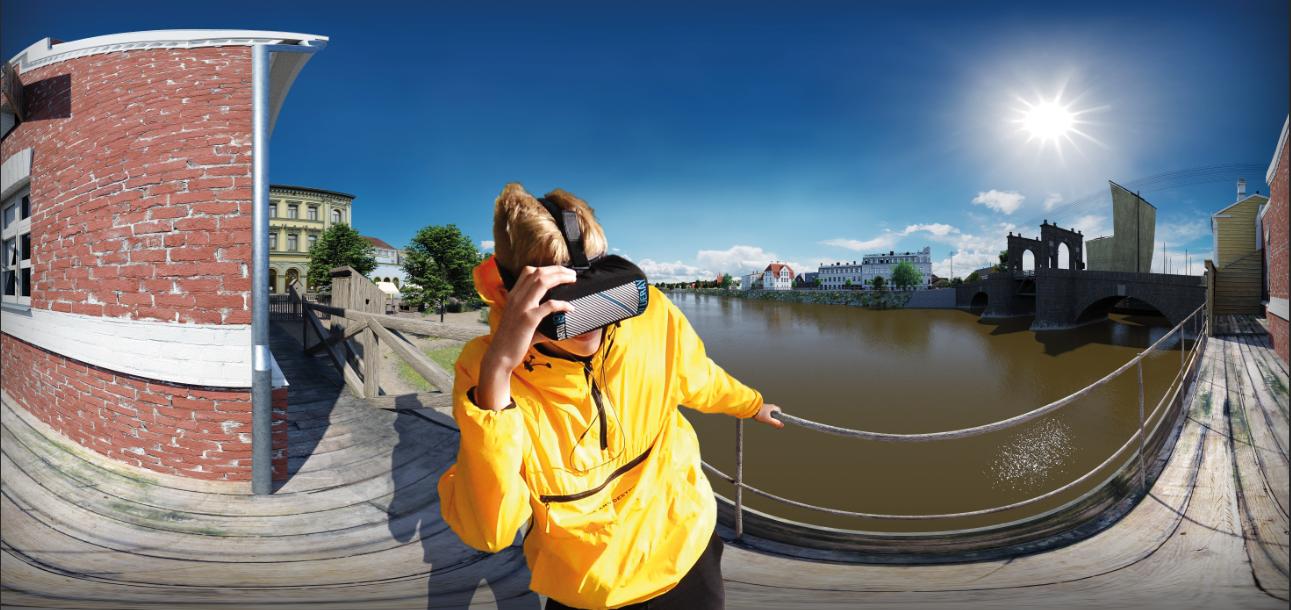 Kuidas taassünnivad virtuaalreaalsuses nähtavad ajaloolised majad ja teised ehitised?