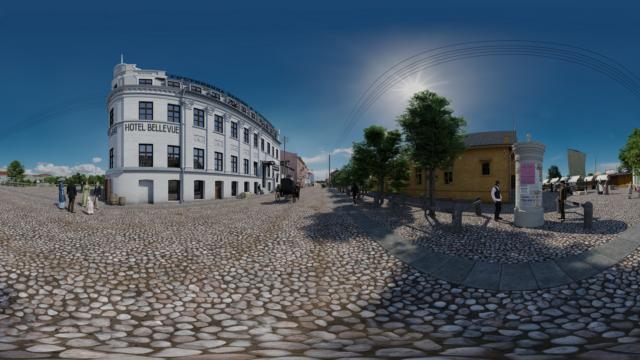 Tartu 1913 3D